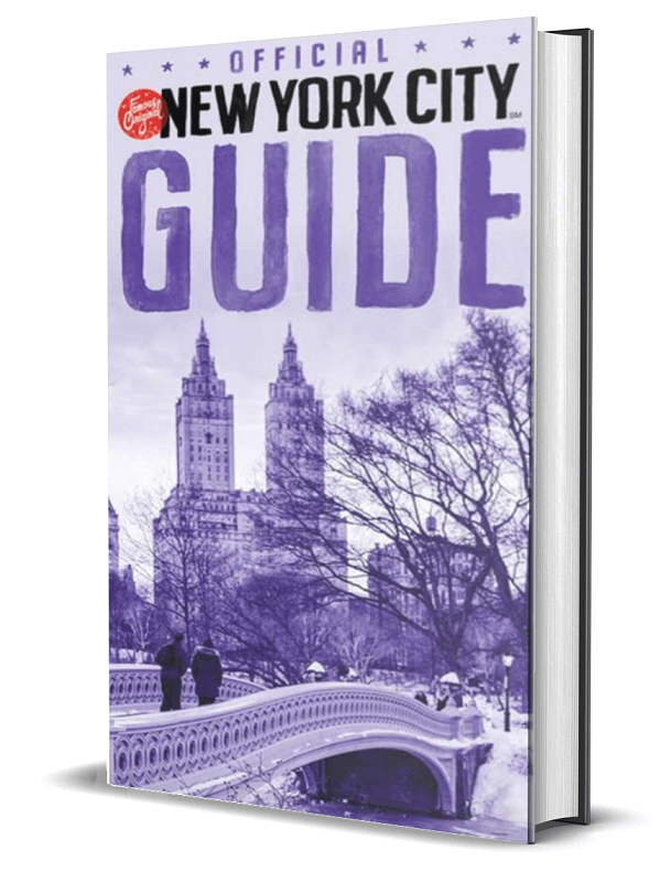 NEW YORK<br>CITY GUIDE