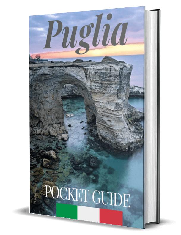 PUGLIA ITALY<br>POCKET GUIDE