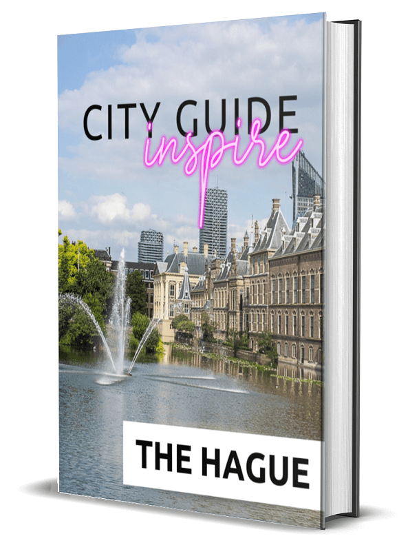 THE HAGUE<br>CITY GUIDE